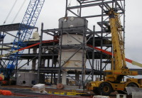 Erection of Extraction Building for Richardson Nutritional Holdings Limited
